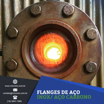 flanges carbono